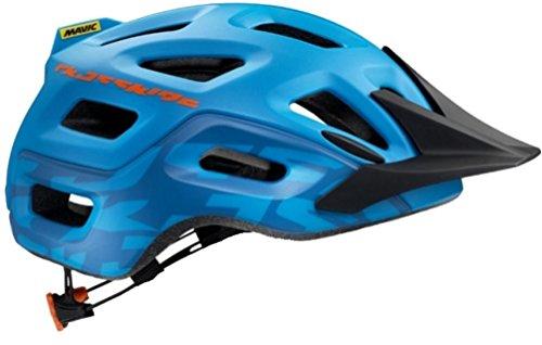Montana Helmet - Mavic Crossride Helmet Montana/Orange, L