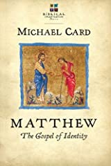 Matthew: The Gospel of Identity (Biblical Imagination) Paperback