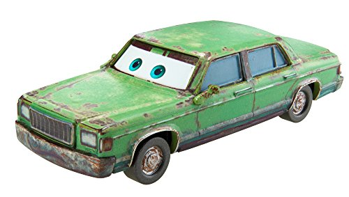 Disney/Pixar Cars Diecast Jonathan Wrenchworths Vehicle