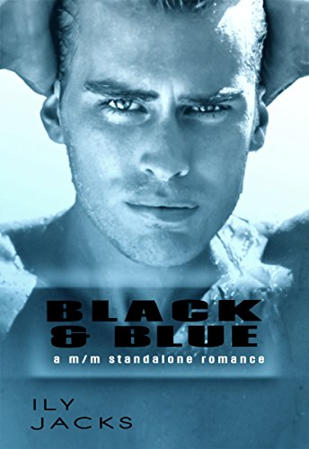 Black & Blue: A M/M Standalone Romance by [Jacks, Ily]