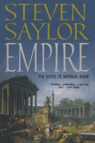 Empire: The Novel of Imperial Rome PDF ePub book