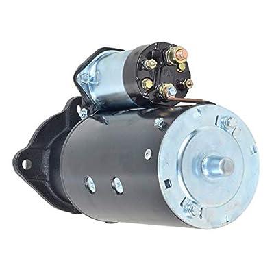 NEW 12V STARTER FIT CLARK LIFT TRUCK C300-30/40/50 C300-Y40/50 220002651 1108694: Automotive