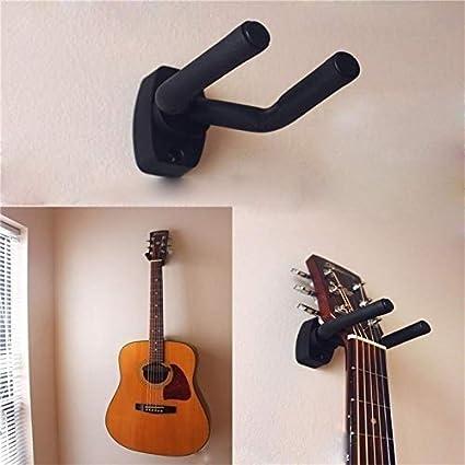 1 gancho para colgar guitarra, soporte de pared, soporte de pared ...