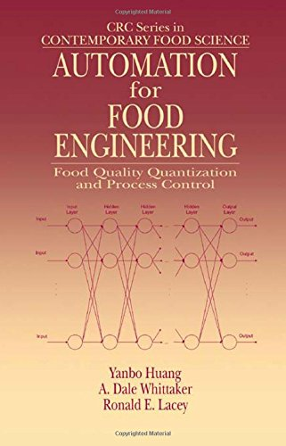 Automation for Food Engineering: Food Quality Quantization and Process Control (Contemporary Food Science)