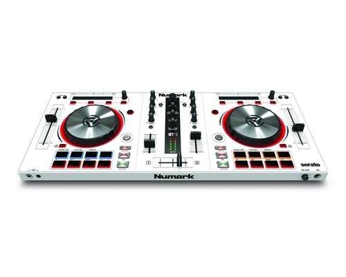 Numark Mixtrack Pro 3 All-In-One DJ Controller for Serato DJ (Numark Video Controller)