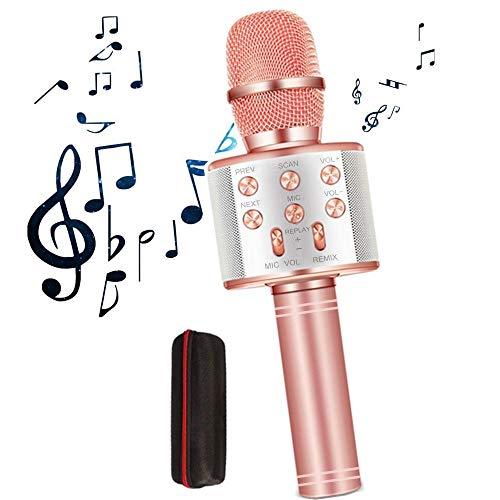 GOCTOS Karaoke Bluetooth Wireless