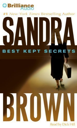 By Brown, Sandra Best Kept Secrets Abridged, Audiobook, CD (2013) Audio CD
