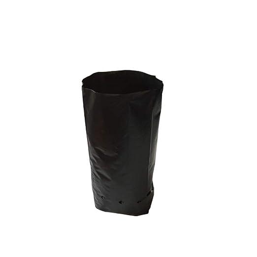 Whchiy - 100 Bolsas de plástico Grueso para guardería para ...
