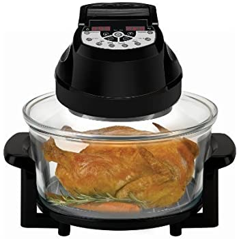 Amazon Com Flavorwave Turbo Oven Convection Countertop