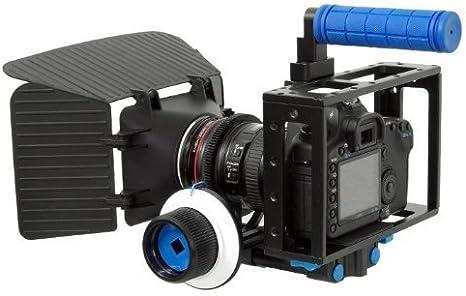eimo DSLR Cage Set y compris la caméra Rig Cage Cage + Follow ...