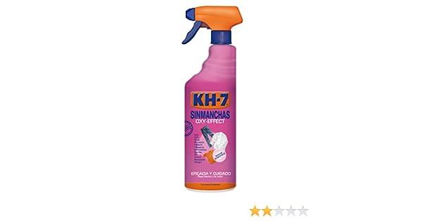 KH-7 Sinmanchas Quitamanchas Coloreadas Prelavado Pulverizador - 900 ml: Amazon.es: Alimentación y bebidas