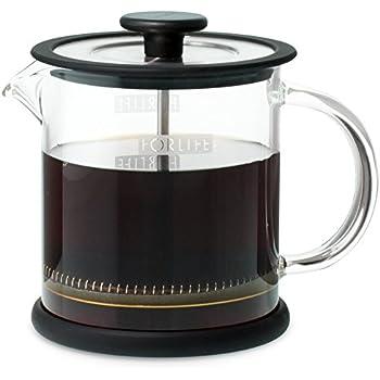 41XlfJpQ54L. SL500 AC SS350   Cup French Press Coffee Maker Amazon Com Brillante Small French Press Coffee Maker With  Ounce  Cup Glass Beaker