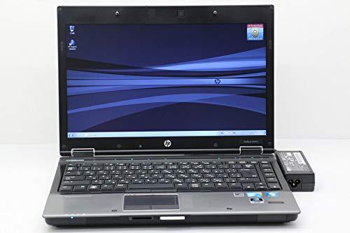 【中古】 hp EliteBook 8440w Core i5 M540 2.53GHz/4GB/250GB/Multi/14W/WXGA++(1600x900)/Win7/Quadro FX380M   B07PZBY6FZ