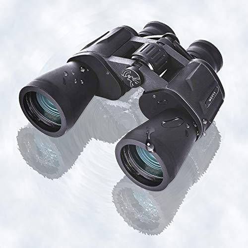WeyTy 12x50 Binoculars For Adults Kids, Powerful lightweight Compact Binoculars, Large Eyepiece High Magnification Waterproof Fog-proof Binoculars For Bird Watching/Outdoor Hunting/Sport Event/Concert