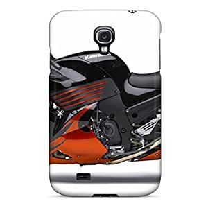 New Arrival Case Cover With MTPSWqL8505nyKYS Design For Galaxy S4- 2009 Kawasaki Ninja Zx 14