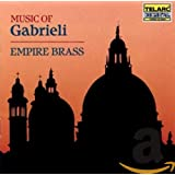 Music of Gabrieli (& His Contemporaries)