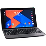 RCA Galileo Pro 11.5 inch Tablet with Detachable Keyboard, Charcoal (Quad Core 32GB,1GB RAM, HDMI, Bluetooth, WiFi, Android 6.0 Marshmallow) (Certified Refurbished)