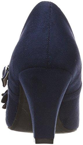 Hjorte Kogel Damer Pumps 3002724 Blå (mørkeblå) O7IcdS7