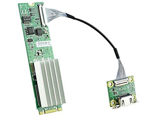 AVerMedia 4Kp30 HDMI M.2 Video Capture Card-CN311H