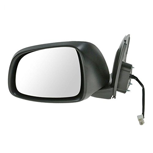 (Side View Mirror Power Paint To Match Driver Left LH for 07-13 Suzuki SX4)