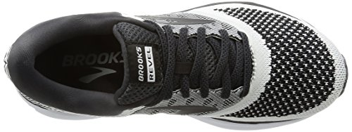 Brooks White Chaussures Running Femme Black Anthracite de Revel 4C4wqra