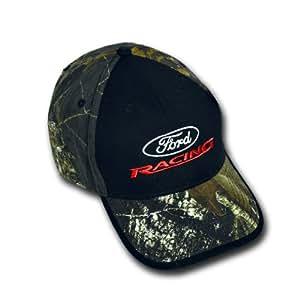 Amazon Com Oem New Ford Racing Camouflage Camo Hat Cap