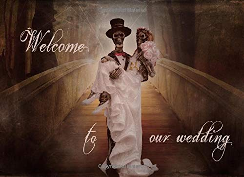 Pdf Lesbian Welcome to Our Wedding: Halloween Wedding Party Sign in Book (Halloween Theme Wedding Guestbook)