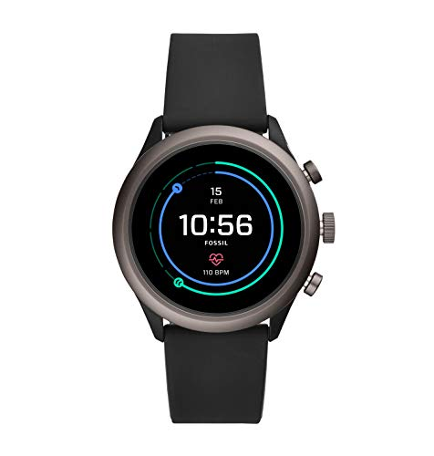 Fossil Touchscreen Smartwatch (Model: FTW4019)