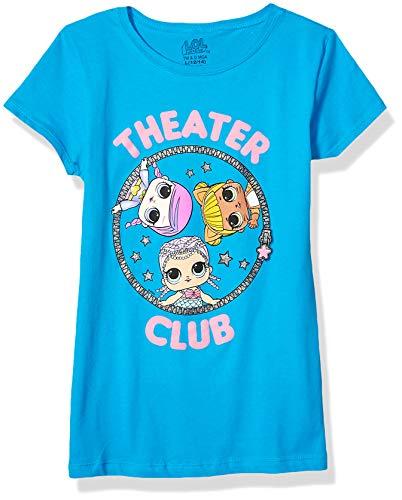 l.o.l. surprise! Theater Club Group Short Sleeve Tee Camiseta Niñas