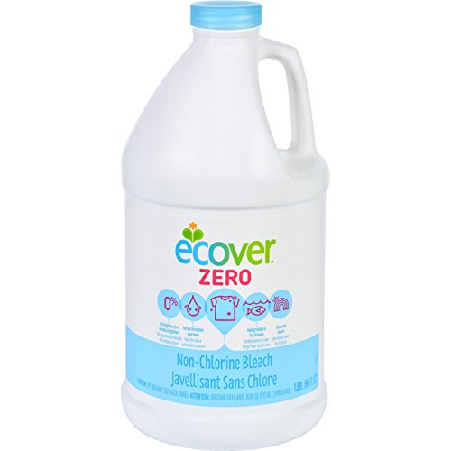 Ecover Zero Liquid Non-Chlorine Bleach, 64 Fluid Ounces (Pack of ()