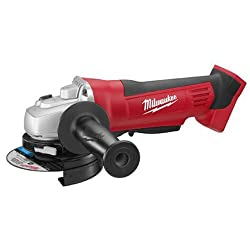 Bare-tool Milwaukee 2680-20 18-volt M18 4-12-inch Cut-offgrinder (Tool Only, No Battery)
