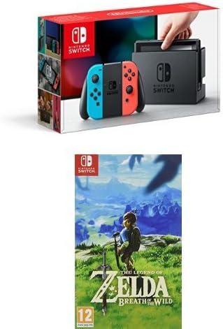 Nintendo Switch [Importación inglesa]: Amazon.es: Videojuegos