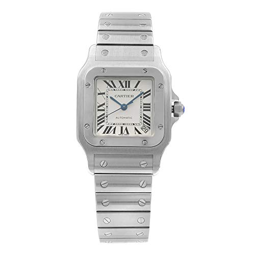 - Cartier Santos Galbee Automatic-self-Wind Male Watch W20098D6 (Certified Pre-Owned)
