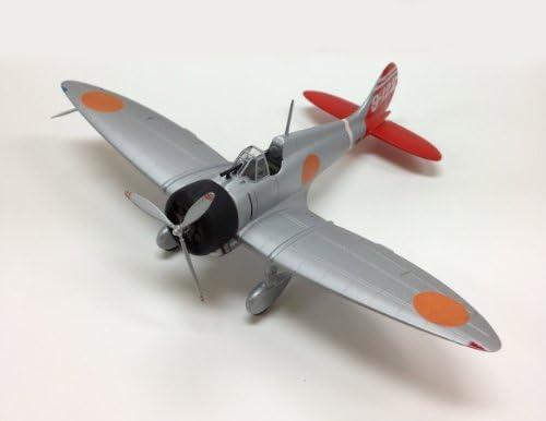 童友社 1/72 九六式二号艦上戦闘機二型 プラモデル