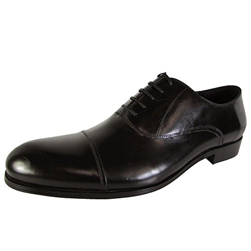 New Club The York Join Cap Mens Black Toe Kenneth Shoes Cole Oxford CBc5wOqqf