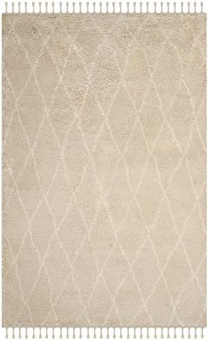 Safavieh Casablanca Collection Area Rug, 8 x 10 , Beige Ivory