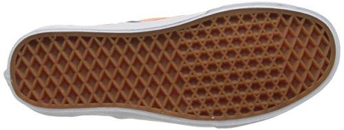 Sneakers Vans U True Arancione Orange Canteloupe Classic White unisex 171Eqrw