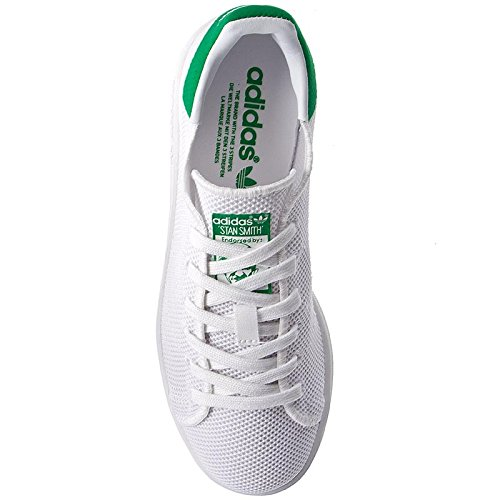 adidas Originals Men's Stan Smith Shoes BB0065,Size 7.5