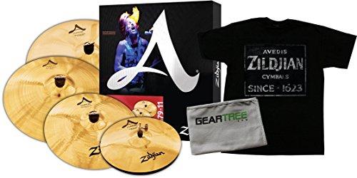 zildjian a custom pack - 7