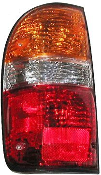 TOYOTA PICK UP TACOMA TAIL LIGHT LEFT (DRIVER SIDE) (COMB.) 2001-2004