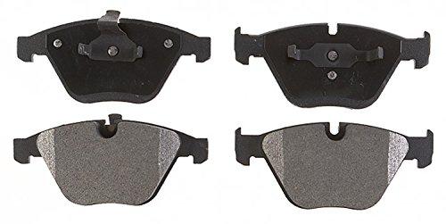 ACDelco 17D918M Professional Semi-Metallic Front Disc Brake Pad -