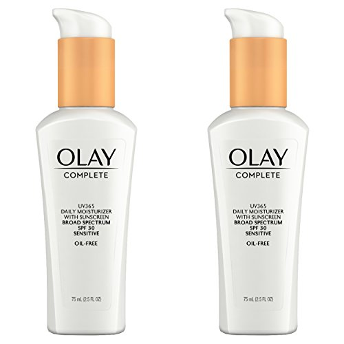 Olay All Day Moisturizer With Sunscreen
