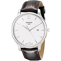 Tissot Men's Tradition Stainless Steel Watch