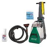 green machine tool - Bissell BG10 Big Green Deep Cleaning Machine Bundle Kit with Upholstery Tool Kit GoodVac Cleaning Cloth GoodVac Super Shampoo Carpet Shampoo
