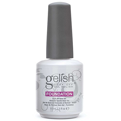 "Harmony Gelish Dynamic Duo Soak-Off Gel Polish ""Foundation + Top It Off"""