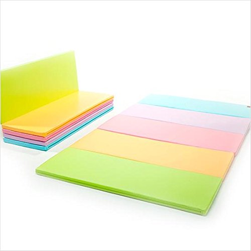 Parklon Space Folder Mat ''Sweetie'' 5 Panel 140x250 by Parklon