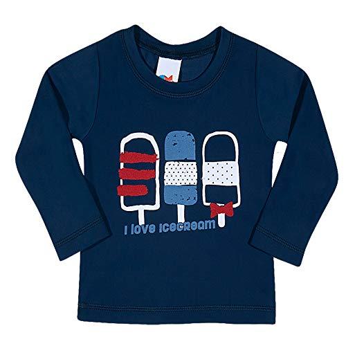 Camiseta Surfista Navy TipTop Marinho