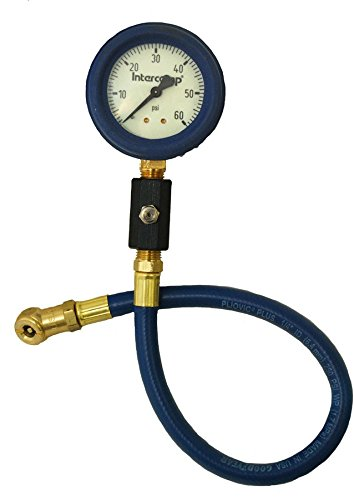 Intercomp 360070 (0-60 PSI) 2.5' Deluxe Air Pressure Gauge