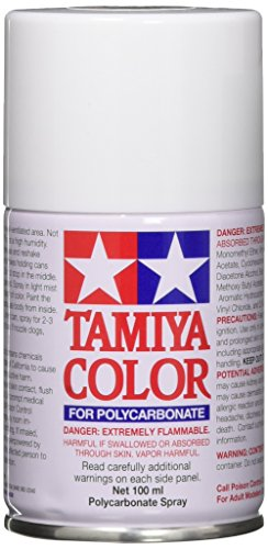 Tamiya 86001 Paint Spray, White for $<!--$5.60-->