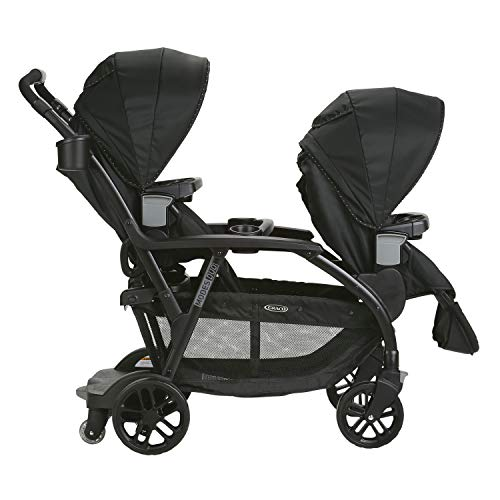 41Xls8I4XZL - Graco Modes Duo Double Stroller | 27 Riding Options For 2 Kids, Balancing Act